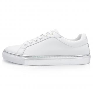Sneakers Argent Métallique Alpha 1